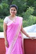 Swathi Dazzling in Pink saree-thumbnail-20