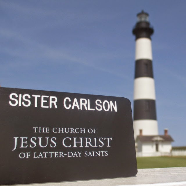 Sister Carlson in Chesapeake (and/or North Carolina)