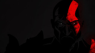 Kratos God of War Tattoo Video Game HD Wallpaper Desktop PC Background