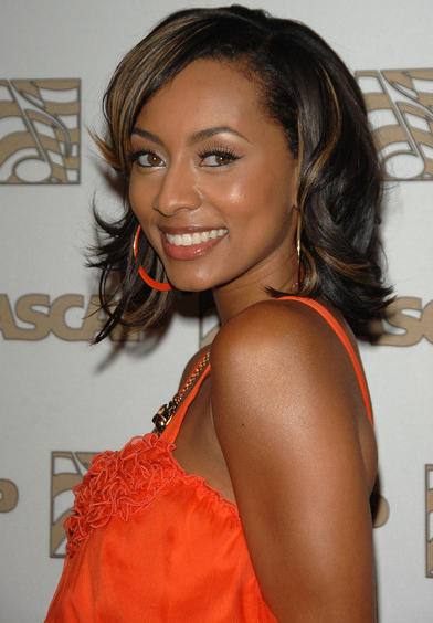 Keri Hilson Short Haircuts 9