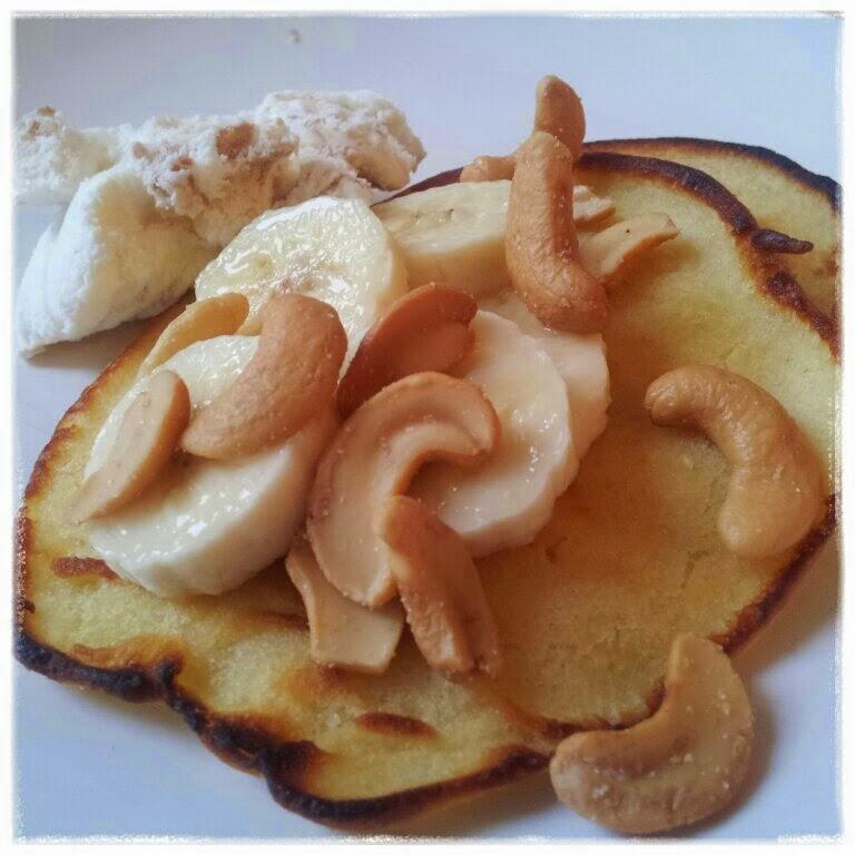 recept amerikanska pannkakor frukost inspiration