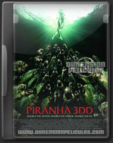 Piranha 3DD (HDRip Inglés Subttulado) (2012)