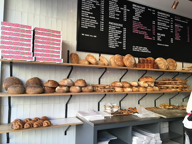 Pinkman's Bakery Bristol
