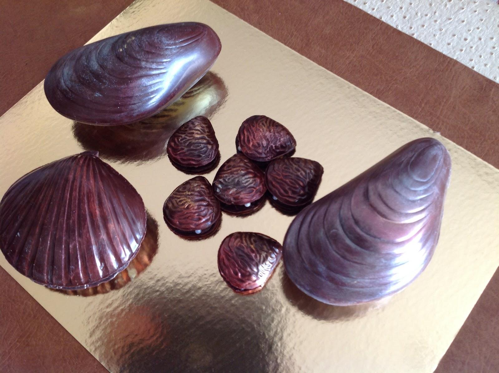 Les Patisseries De Jo Lle Moulages En Chocolat Paques 2015