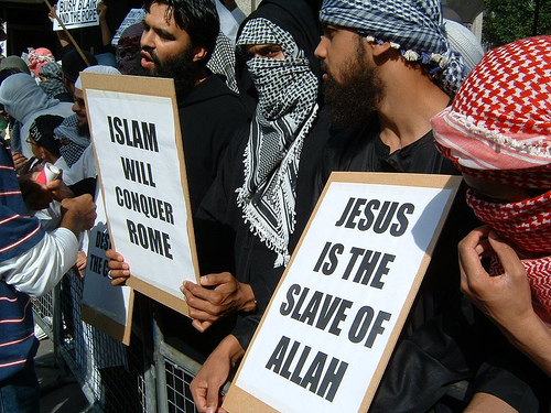 Religion of Peace Islam - Jesus is the Slave of Allah