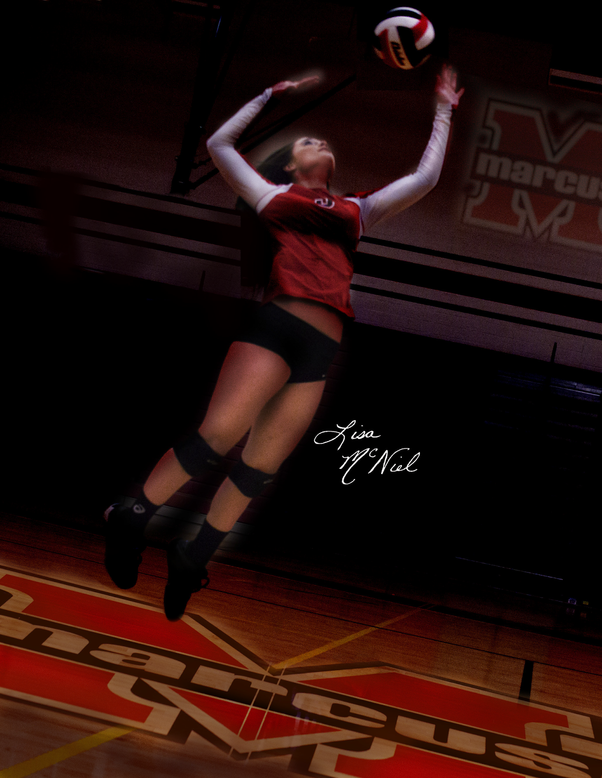 volleyball newspaper