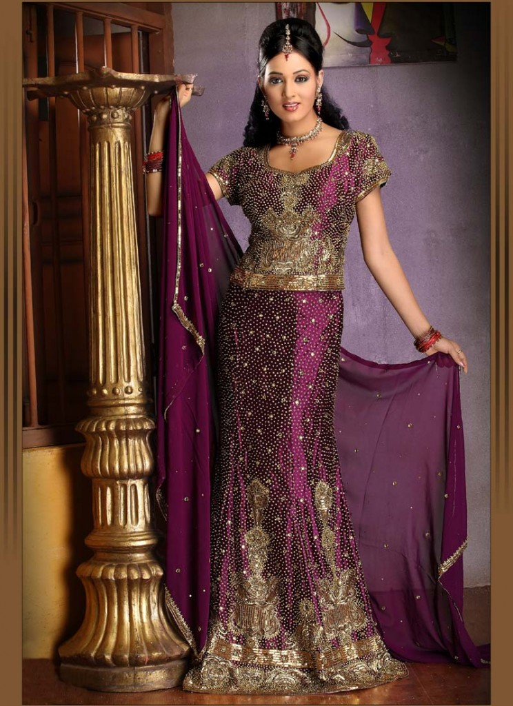 Mixfashion Latest Lehenga Designs In Pakistan
