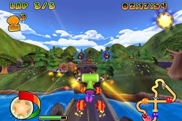 Pacman rally скачать торрент