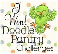 Doodle Pantry Win!