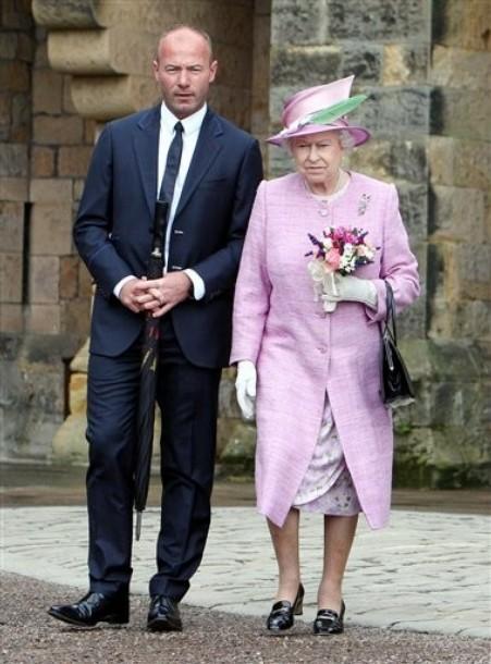 Catherine levene wedding