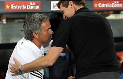 Vilanova respondió una vez más a Mourinho
