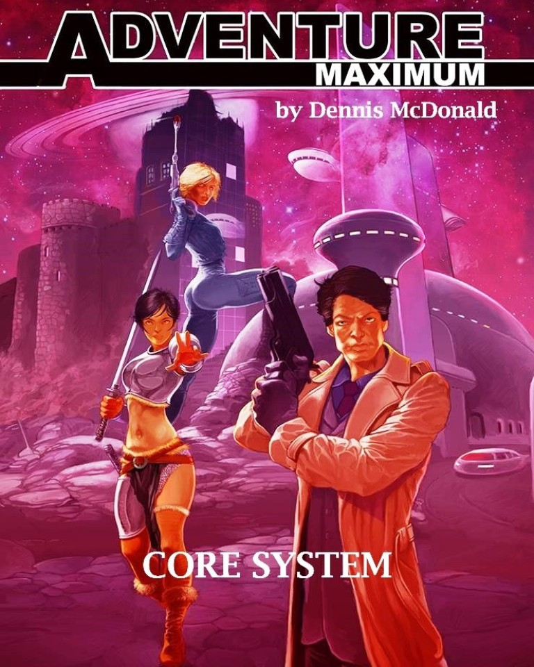 Adventure Maximum Core System
