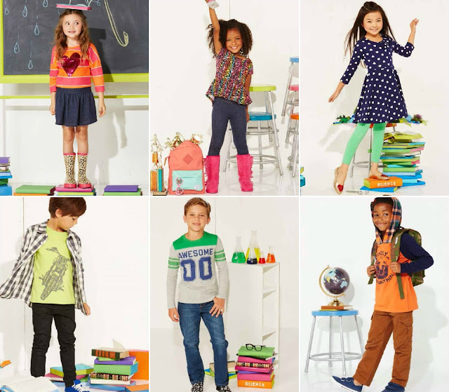 FabKids fall clothing