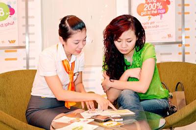 Các điểm giao dịch/Cửa hàng Vietnamobile tỉnh thành toàn quốc