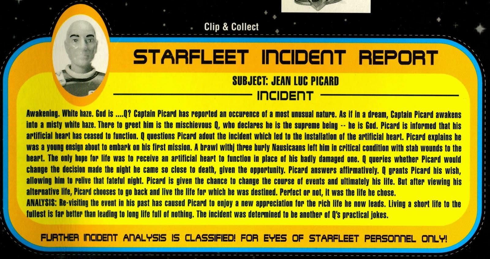 Star Trek Tapestry Picard 1701 Playmates Action Figure