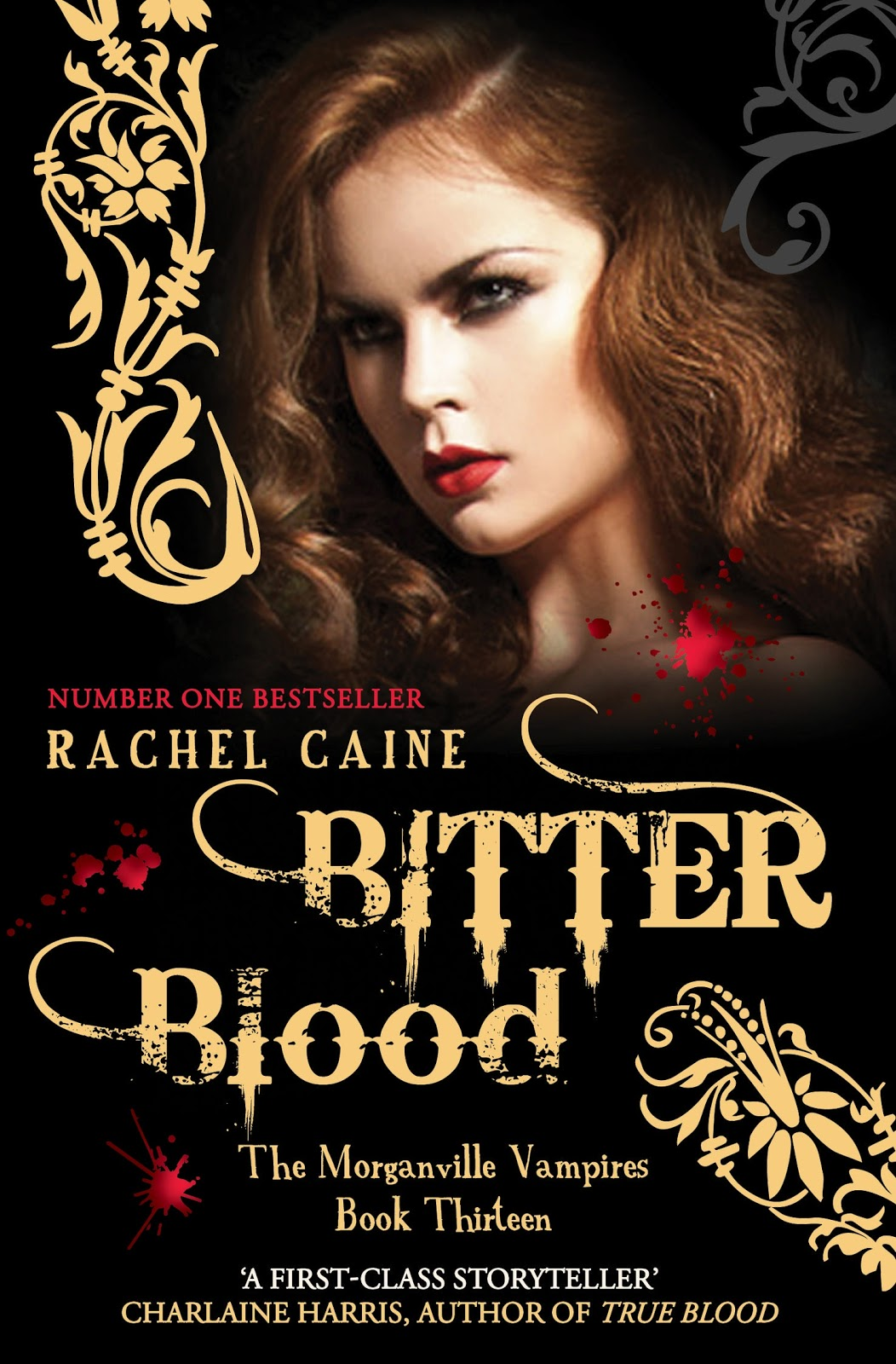 'bitter Blood' Morganville Vampires #13 By Rachel Caine