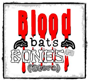 ❤ Blood, Bats and Bones Store