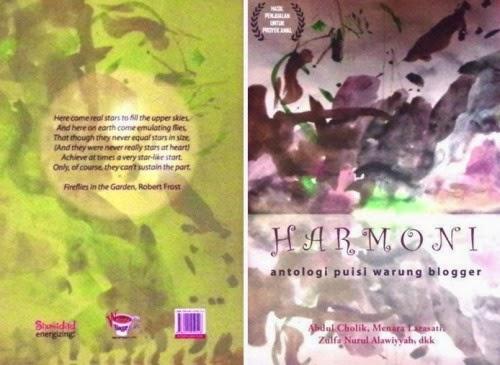 """Puisi Antologi  Pertamaku """"Harmoni """""""
