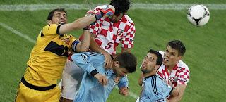Spanish Football Team 2012