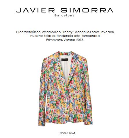 Lo útlimo de Javier Simorra para este verano