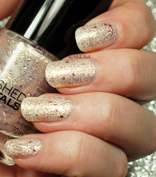 Catrice Crushed Crystals Oyster & Champagne
