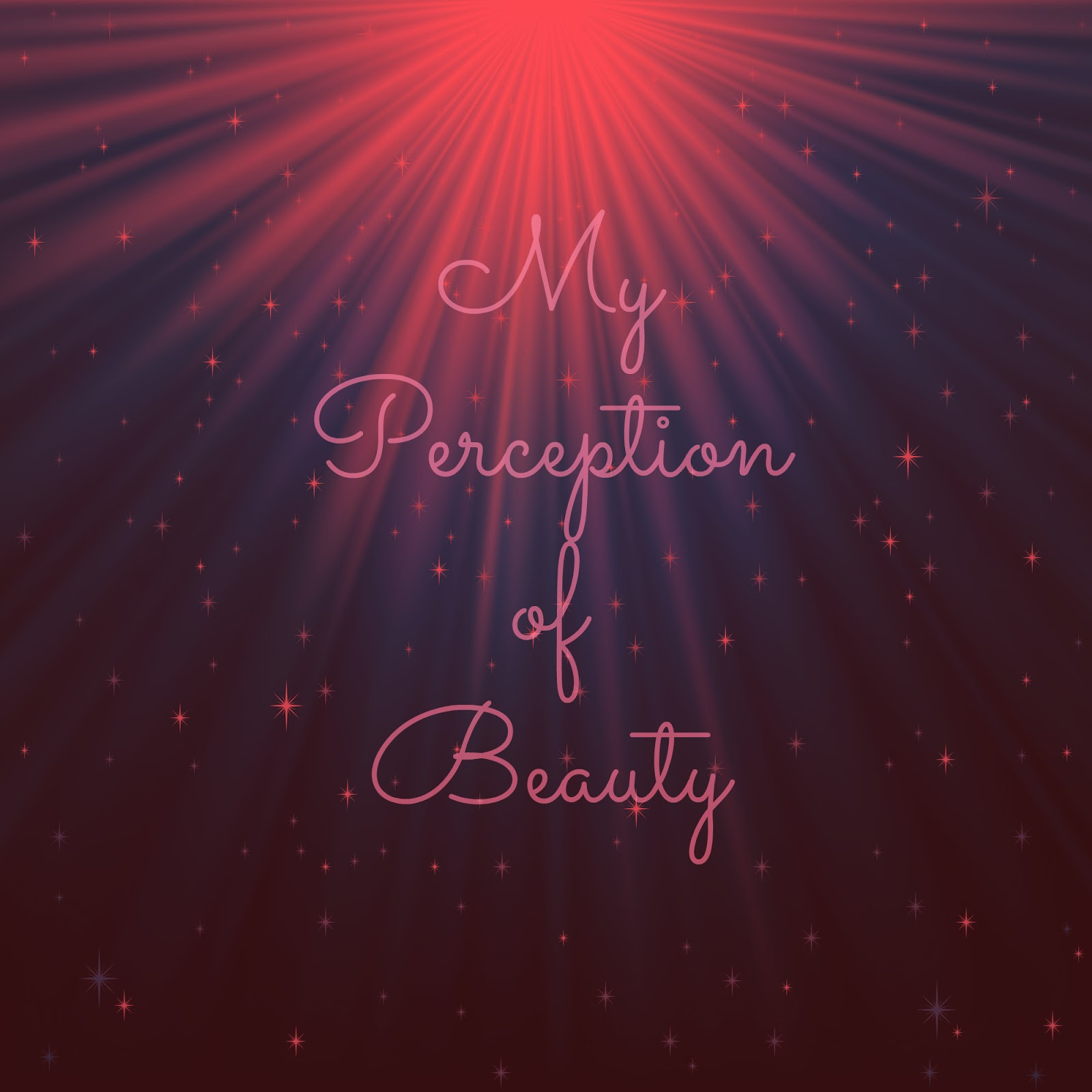 the perception of beauty c The perception of beauty created in the 80s (albeit calling any one size as perfect is a bit too shallow) was purposely changed to create a new perception of beauty for today from my perspective, this promotes eating disorders, self-esteem issues and a warped perception of perfection.