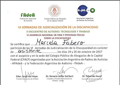 JORNADA DE DISCAPACIDAD