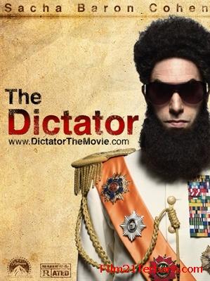 The Dictator 2012 di Bioskop