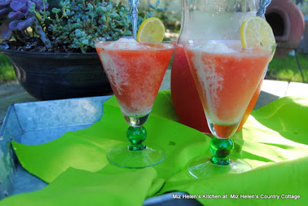 Watermelon Float