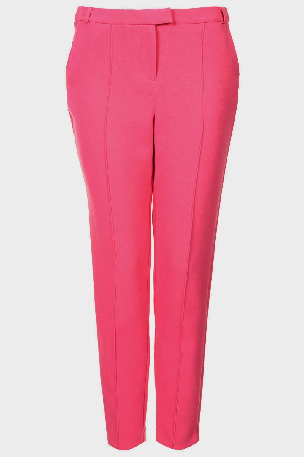 topshop pink trousers