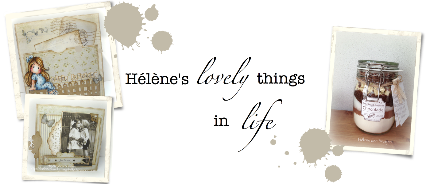 Hélène's lovely things in life...