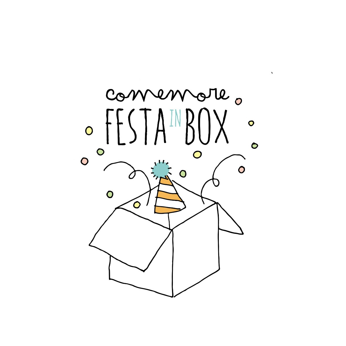 Comemore Festa in Box