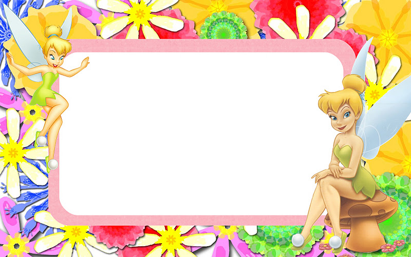 Tinker bell invitations futureclimfo tinker bell invitations with amazing invitations layout stopboris Choice Image