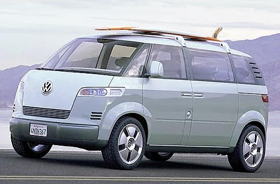 Volkswagen, VW, Microbus, 2014