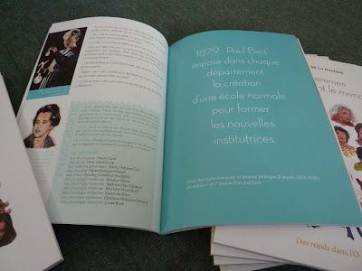 Ces femmes qui changent le monde - Voir la présentation détaillée : histoire, extraits, photos, auteures, fond d'écran...
