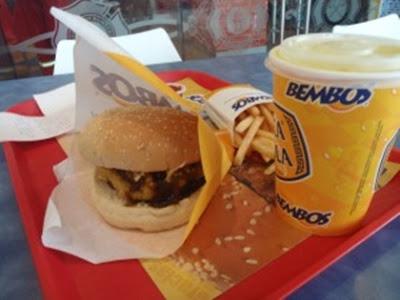 Peru fast food