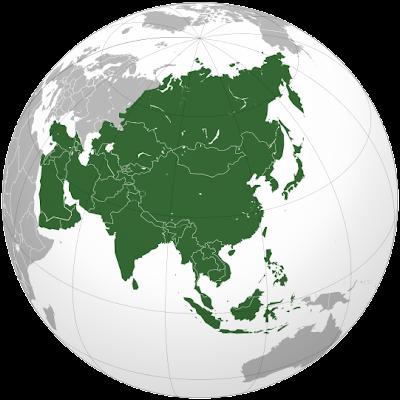 Profil Benua Asia
