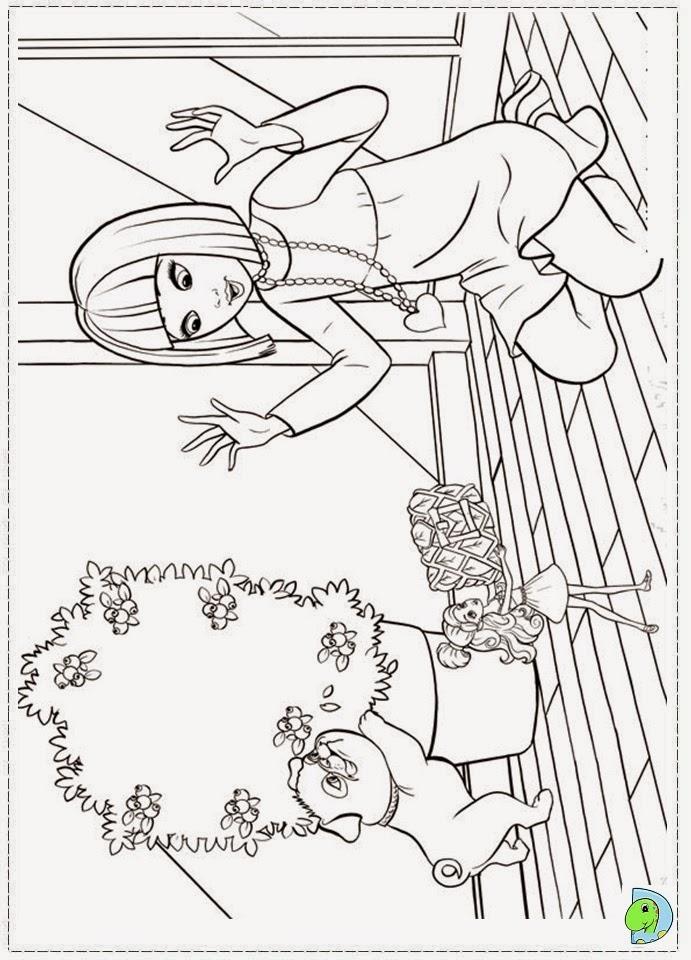 Dinokids Desenhos Para Colorir Desenhos Da Barbie