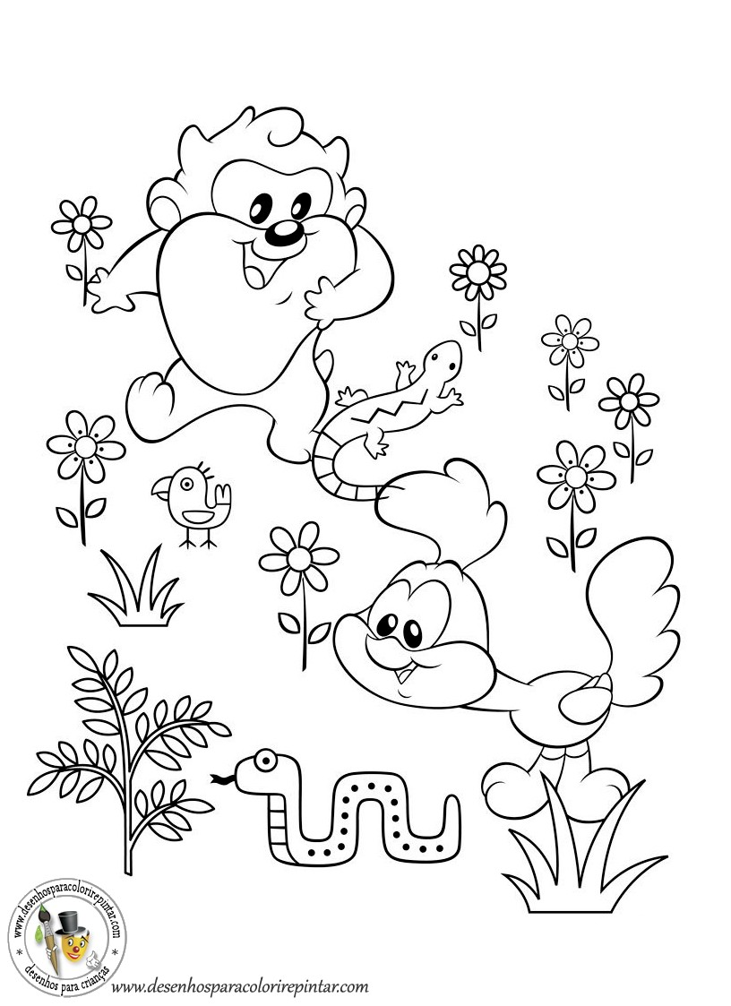 foghorn coloring pages - photo#23