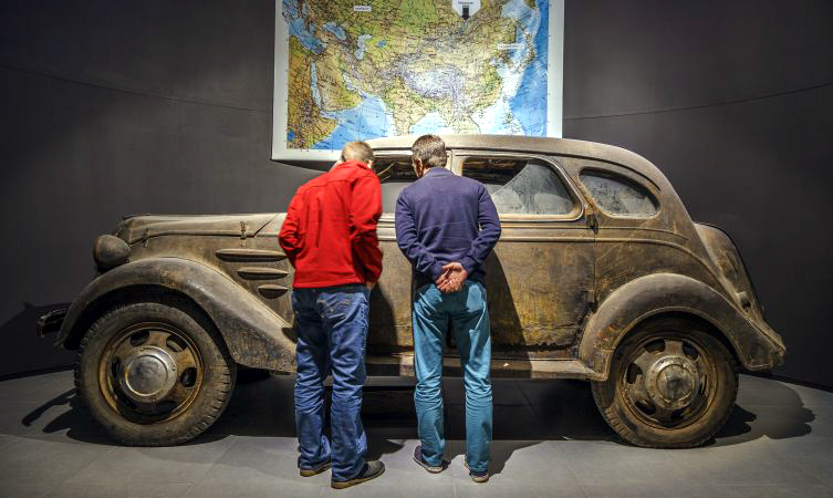 the oldest toyota has been found