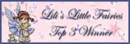 Top 3 please grab this banner to your blog