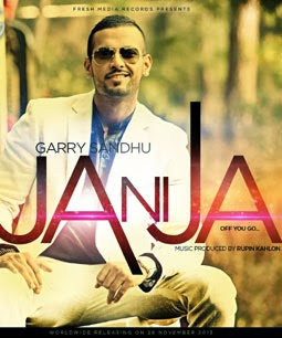 garry sandhu Photos from ja ni ja Song
