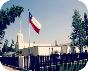 Templo Santiago de Chile