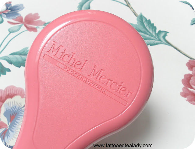 A picture of the Michel Mercier Detangling Brush for Fine Hair