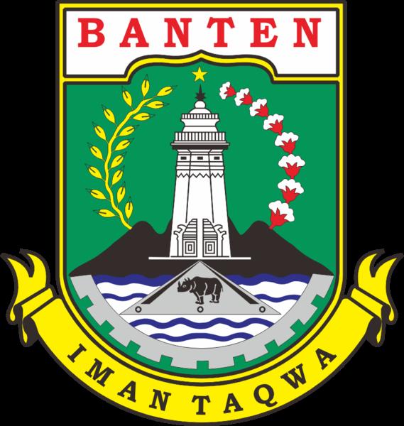 arti lambang provinsi banten arti lambang
