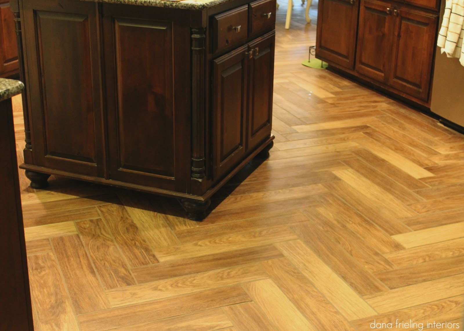 Make them wonder another wood floor alternative for Wood floor alternatives