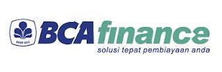 Lowongan Kerja PT BCA Finance