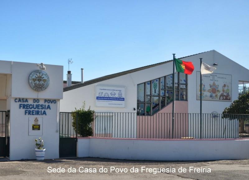 Sede da Casa do Povo da Freguesia de Freiria