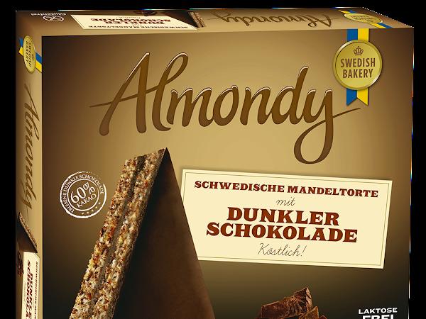 NEU: laktosefrei und glutenfreie Mandeltorte von Almondy