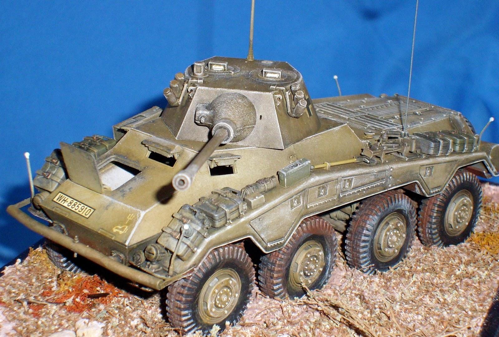 Houston armor club hac sdkfz 234 2 puma